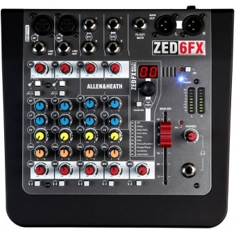 Mixer Allen&Heath ZED 6FX #2