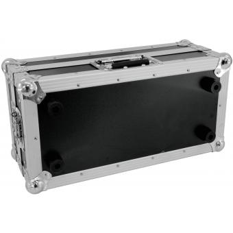 ROADINGER Mixer Case Pro MCA-19, 4U, bk #4