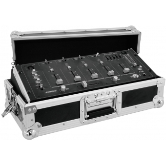 ROADINGER Mixer Case Pro MCA-19, 4U, bk #5