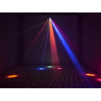 EUROLITE LED PUS-6 Hybrid Laser Beam #5