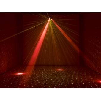 EUROLITE LED PUS-6 Hybrid Laser Beam #7