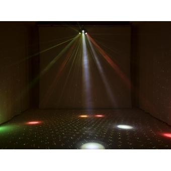 EUROLITE LED PUS-6 Hybrid Laser Beam #8