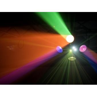 EUROLITE LED PUS-6 Hybrid Laser Beam #9
