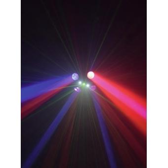 EUROLITE LED PUS-6 Hybrid Laser Beam #20