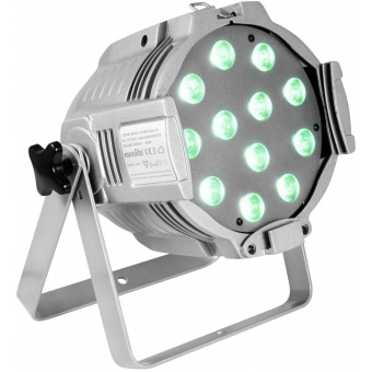 EUROLITE LED ML-56 HCL 12x10W Floor sil #5