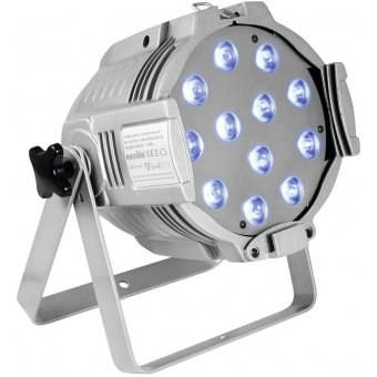 EUROLITE LED ML-56 HCL 12x10W Floor sil #6