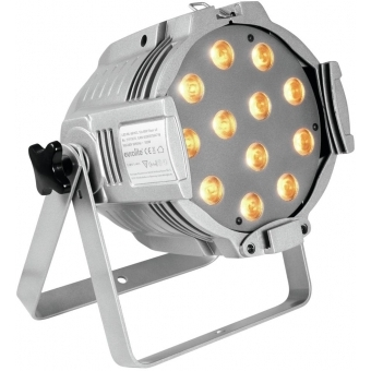 EUROLITE LED ML-56 HCL 12x10W Floor sil #8