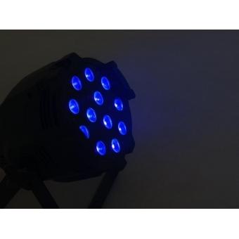 EUROLITE LED ML-56 HCL 12x10W Floor sil #11