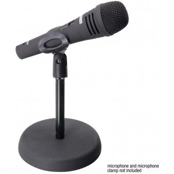 Stativ de masa pt. microfon Adam Hall - S8BB #2