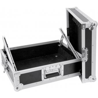 ROADINGER Mixer Case Pro MCV-19, variable, bk 8U #3