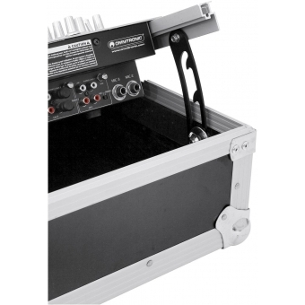 ROADINGER Mixer Case Pro MCV-19, variable, bk 8U #5