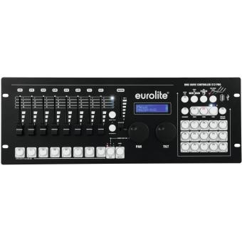 EUROLITE DMX Move Controller 512 PRO #2