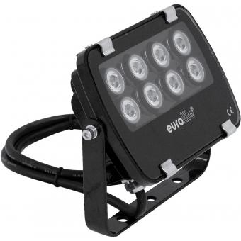 EUROLITE LED IP FL-8 green 30° #2