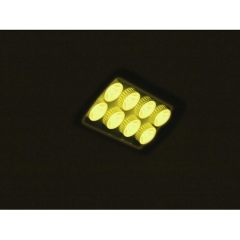 EUROLITE LED IP FL-8 yellow 30° #5