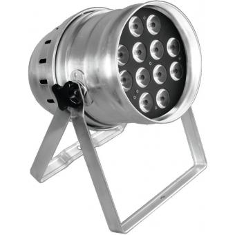 EUROLITE LED PAR-64 HCL 12x10W Floor sil #2