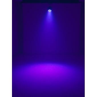 EUROLITE LED PAR-64 HCL 12x10W Floor sil #7