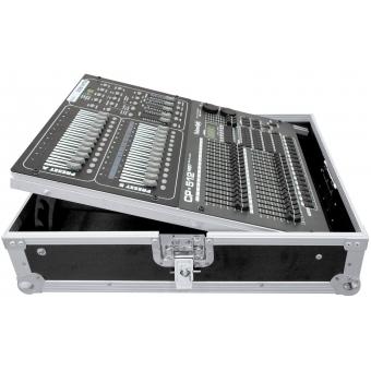 ROADINGER Mixer Case Pro MCV-19 variable bk 12U #9