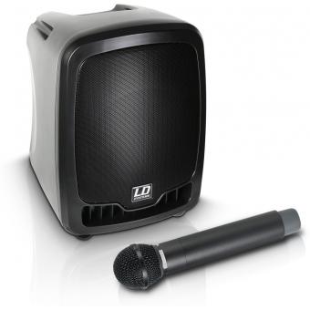 Boxa activa LD Systems Roadboy 65 cu microfon