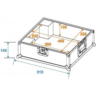 ROADINGER Mixer Case DJM-800 #2
