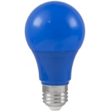 OMNILUX LED A60 230V 3W E-27 blue