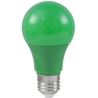 OMNILUX LED A60 230V 3W E-27 green