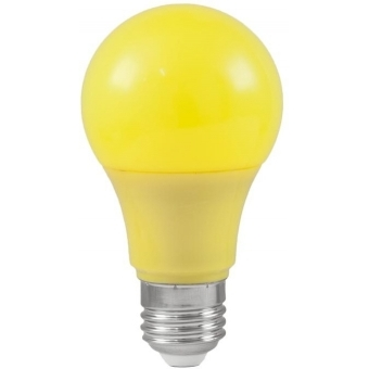 OMNILUX LED A60 230V 3W E-27 yellow #2