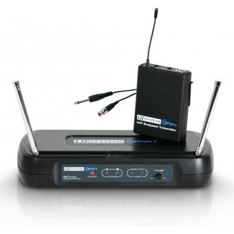 Sistem wireless instrument cu beltpack LD Systems ECO2 BPG1