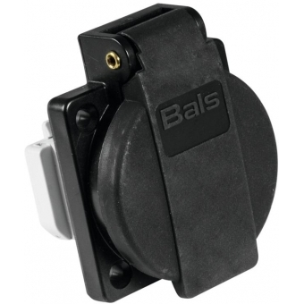 BALS Safety Outlet 16A bk