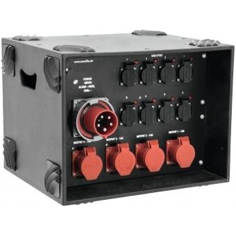 EUROLITE SBM-63 Power Distributor #2