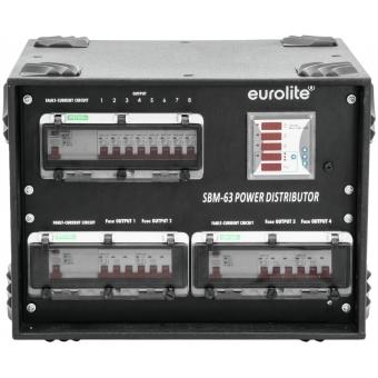 EUROLITE SBM-63 Power Distributor #5