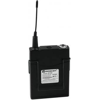 RELACART UT-222 Bodypack with HM-800S Headset #3