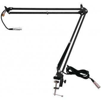 OMNITRONIC Table Microphone Arm TMA-1N