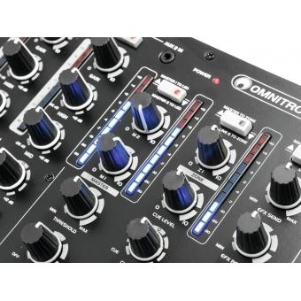 OMNITRONIC CM-5300 Club Mixer #4