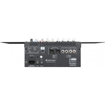 OMNITRONIC LMC-1422FX USB Mixing Console #3