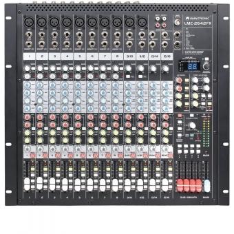 OMNITRONIC LMC-2642FX USB Mixing Console