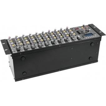 OMNITRONIC RM-1422FX USB Rack Mixer #6