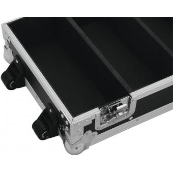 ROADINGER CD Case black 150 CDs Trolley #4
