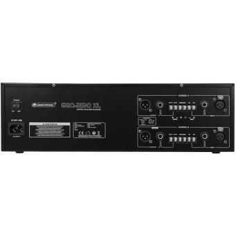 OMNITRONIC GEQ-2310XL Equalizer 2x31-Band #3