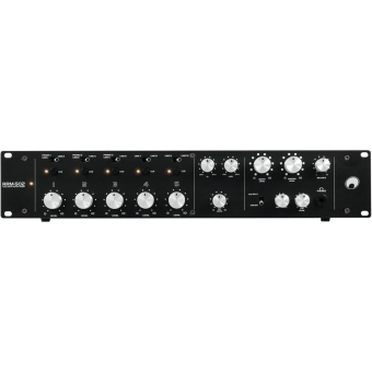 OMNITRONIC RRM-502 5-channel rotary mixer #2