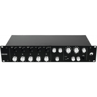 OMNITRONIC RRM-502 5-channel rotary mixer #6