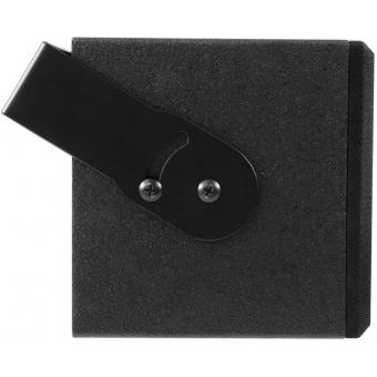 OMNITRONIC QI-5 Coaxial Wall Speaker black #3