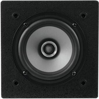 OMNITRONIC QI-5 Coaxial Wall Speaker black #4
