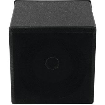 OMNITRONIC QI-5 Coaxial Wall Speaker black #5