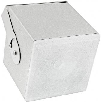 OMNITRONIC QI-5 Coaxial Wall Speaker white