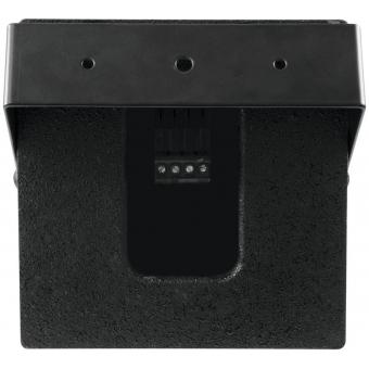 OMNITRONIC QI-8 Coaxial Wall Speaker black #2