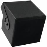 OMNITRONIC QI-8 Coaxial Wall Speaker black