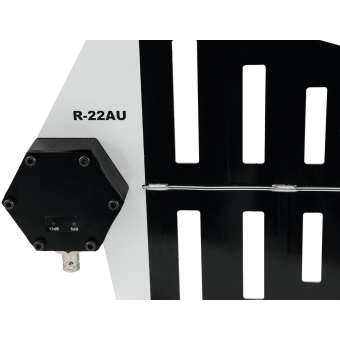 RELACART R-22AU Wide-band directional active Antenna 2x #4