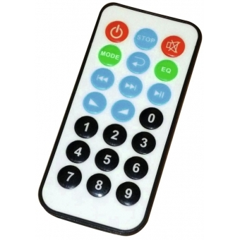 OMNITRONIC MES-12BT2 Wireless PA System #8