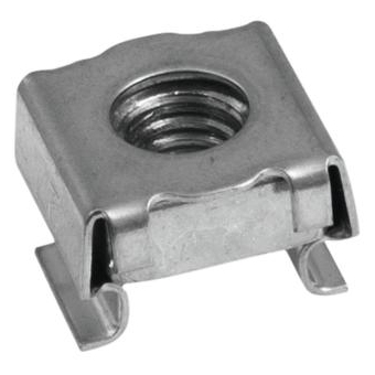 ACCESSORY Nut M-6 for Rail Rack AM-6 #2