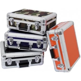 ROADINGER CD Case ALU Digital Booking rounded sil #5
